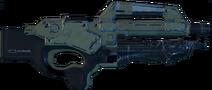 Standard energy rifle