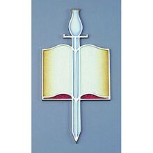 Judicatorial emblem