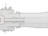 Asimov-class Battlecarrier