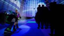 Inside of Club Planetarium 3