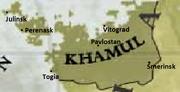 Map of Pavlostani