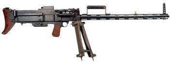 CA 18-A Machine Gun