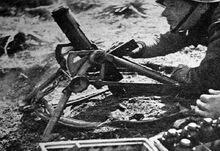 Inorothian 'Hand Mortar System'