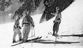 Alpini Skiing