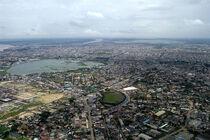 Phnom penh aerial