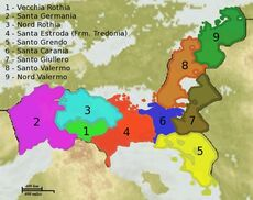 Inoroth Political Map 3 - Religions 1