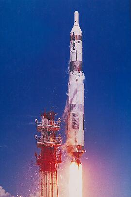 Titan 1 ICBM