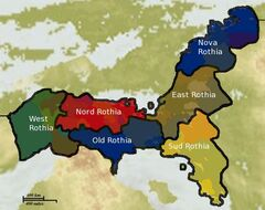 Greater Inorothian Regions