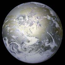 Gaia atlia globe