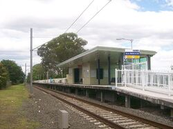 East Richmond railway station