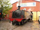 SMR 10 Class Locomotive