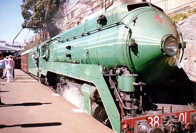 3801 (NSW steam locomotive) 2