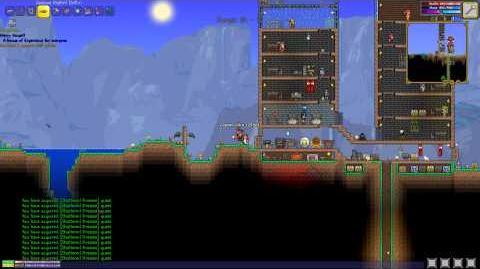 "N Terraria (Quest bug ""Shattered Dreams"")"