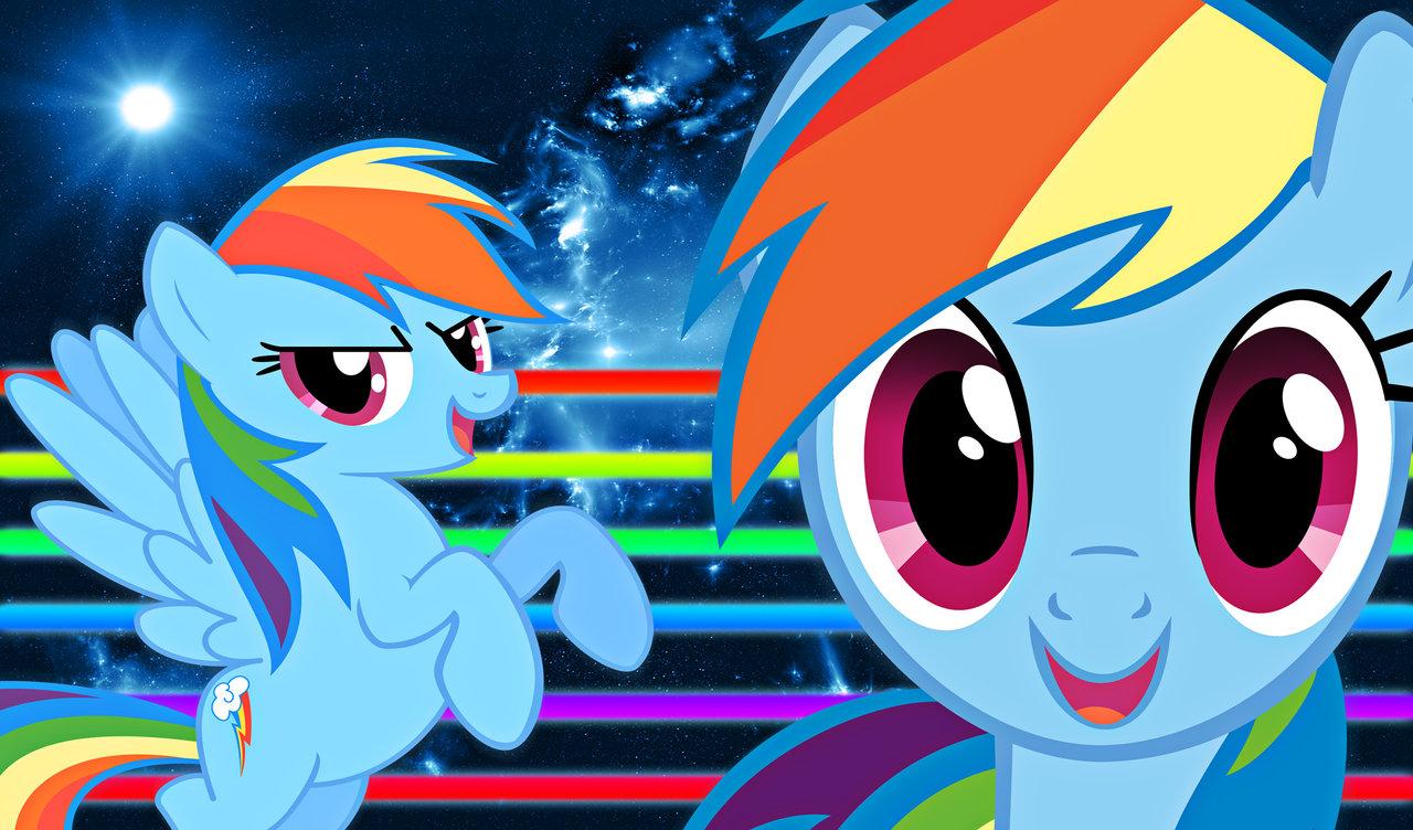 Image - Rainbow dash wallpaper by alanfernandoflores01 ...