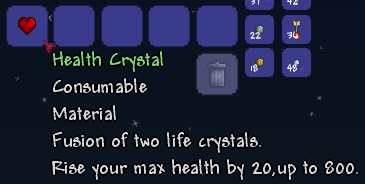 Health Crystal