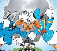 Donald vs gladstone
