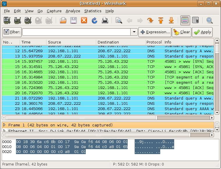 SCE-Computer Engineering-Wireshark | NTU OPEN SOURCE 2.0 Wiki ...