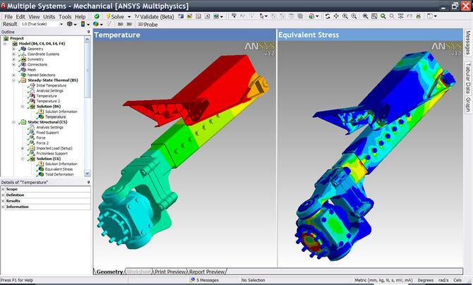 MAE-Mechanical Eng-Ansys Mechanical | NTU OPEN SOURCE 2 0