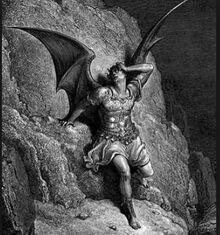 The devil reference image
