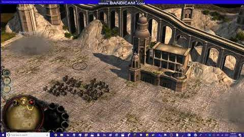 Battle for middle earth II edain mod part 42 Sauron takes over the grey havens