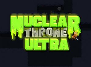Nuclear Throne Ultra Logo