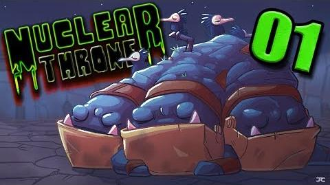 Nuclear Throne - 01 - Let's Roll, Fish