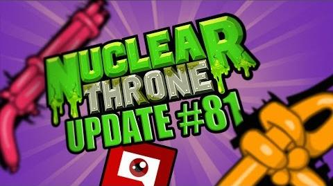 Nuclear Throne (Update 81) - BOUNCIN'