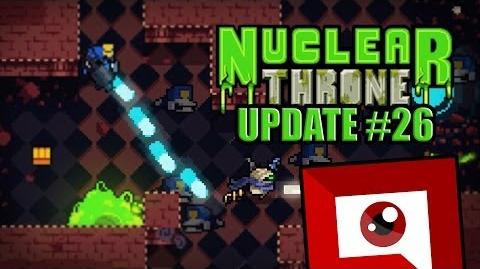 Nuclear Throne (Update 26) - Ghost Light
