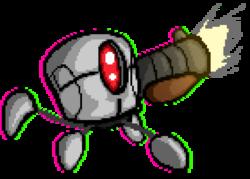Robot pxd