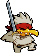 Character Chicken