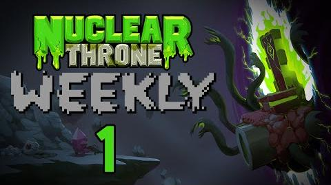 Nuclear Throne (PC) - Weekly 1 Run And Gun