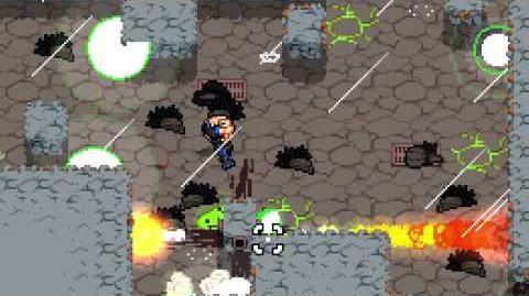 Nuclear Throne - Update 60 - More than 100 guns! (YV Trailer)