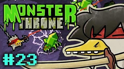 Monster Throne - You Get a Bolt! (Part 23 DC 01-27-2015)