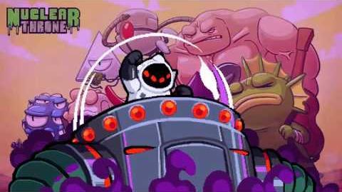 Nuclear Throne OST Technomancer Theme Extended