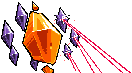 Boss Hyper Crystal Cursed