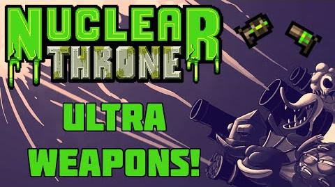 Nuclear Throne (PC) - Update 51! Ultra Weapons