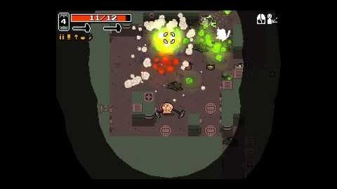 Nuclear Throne - Big Rat's Revenge