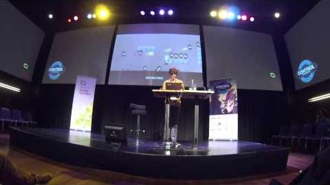 "Jan Willem Nijman - Vlambeer - ""The art of screenshake"""