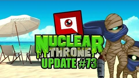 Nuclear Throne (Update 73) - Hold It to Your Ear