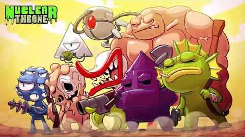 Nuclear Throne OST Kings and Queens of Wasteland Extended