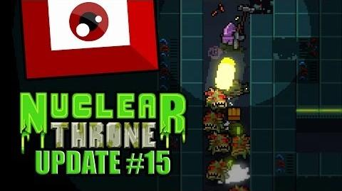 Nuclear Throne (Update 15) - Hyper Lab Mutants