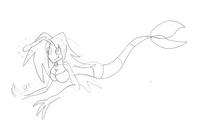 Nilofar Sketch 2 by Eurodex