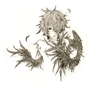 Feather by swallowtale-d5kcror