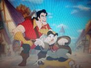 Gaston & Lefou as Two Mens