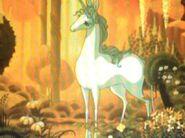 The Unicorn as Bluebelle