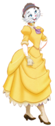 Duchess as Jane Porter