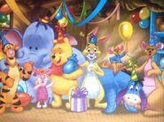 Winnie the Pooh Characters,