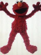 Elmo as Harold the Seahorse