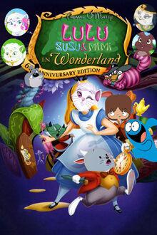 Lulu, Susu and Mimi in Wonderland