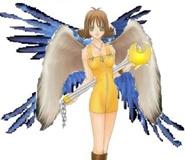 Karyna angel del agua